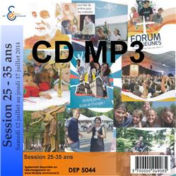 MP3 Session 25 - 35 ans du 12 au 17 juillet 2014